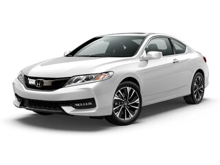 New 2017 Honda Accord EX-L V6 Coupe in Akron