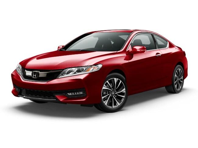 Certified 2017 Honda Accord EX-L Coupe near Dallas