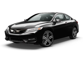 New 2017 Honda Accord Touring V6 Coupe Medford, OR