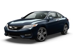 Certified Pre-Owned 2017 Honda Accord Touring  Auto Coupe for sale in Chattanooga, TN