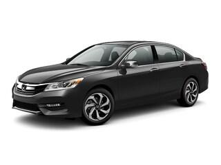 New 2017 Honda Accord EX-L w/Navi & Honda Sensing Sedan 70605 Boston, MA