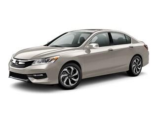 Certified pre-owned Honda vehicles 2017 Honda Accord EX-L Sedan for sale near you in Columbus, OH