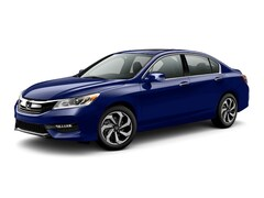 Certified 2017 Honda Accord EX-L Sedan for sale at Stockton Honda in Stockton, California