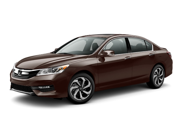 2017 Honda Accord EX-L V6 Sedan