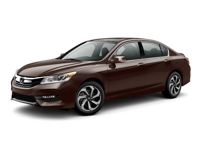 New 2017 honda accord sedan ex l v6 kona coffee for sale for 2017 honda accord warranty