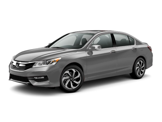 Used 2017 Honda Accord EX-L V6 Sedan Myrtle Beach, SC