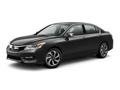 2017 Honda Accord EX-L w/Navigation & Honda Sensing Sedan 4D Sedan
