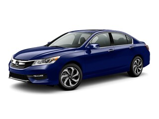 Certified Pre-Owned 2017 Honda Accord EX Sedan for Sale in Huntington, NY at Huntington Honda
