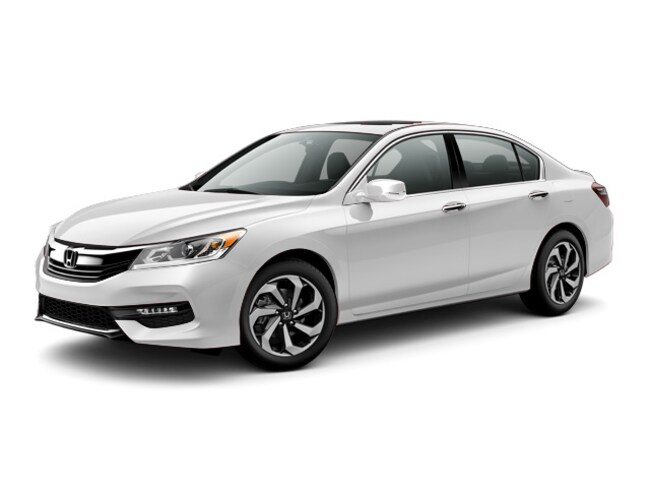 Certified 2017 Honda Accord EX Sedan near Dallas