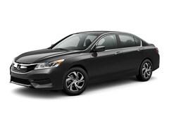 2017 Honda Accord LX Sedan near Dayton, OH