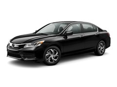 used 2017 Honda Accord LX Sedan