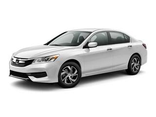 Certified Pre-Owned 2017 Honda Accord LX Sedan 0H80155A Houston, TX