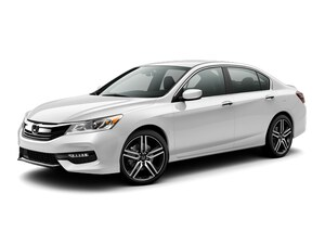 2017 Honda Accord Sport CVT Sport  Sedan CVT