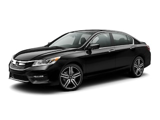 New 2017 Honda Accord Special Edition Sedan Abilene, TX