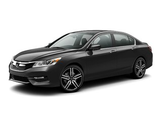 New 2017 Honda Accord Sport SE Sedan Ames, IA