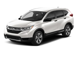 2017 Honda CR-V SUV White Diamond Pearl