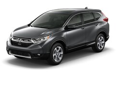 Certified Pre-Owned 2017 Honda CR-V EX-L SUV 171301 for Sale in Springfield, IL, at Honda of Illinois