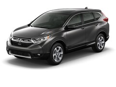2017 Honda CR-V EXL 1.5T SUV continuously variable automatic