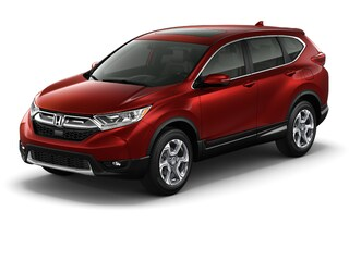 Certified Pre-Owned cars 2017 Honda CR-V EX SUV Helena, MT