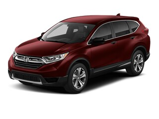 New 2017 Honda CR-V LX 2WD SUV 00H72077 near San Antonio