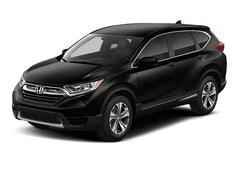 2017 Honda CR-V 2WD LX Sport Utility