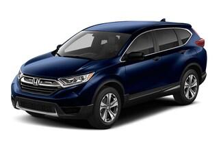 New 2017 Honda CR-V LX 2WD SUV Gardena, CA