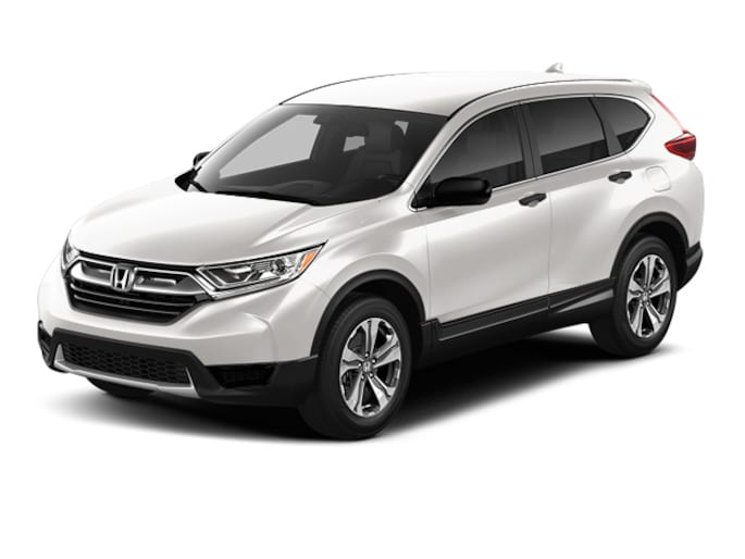 2017 Honda CR-V AWD LX SUV continuously variable automatic