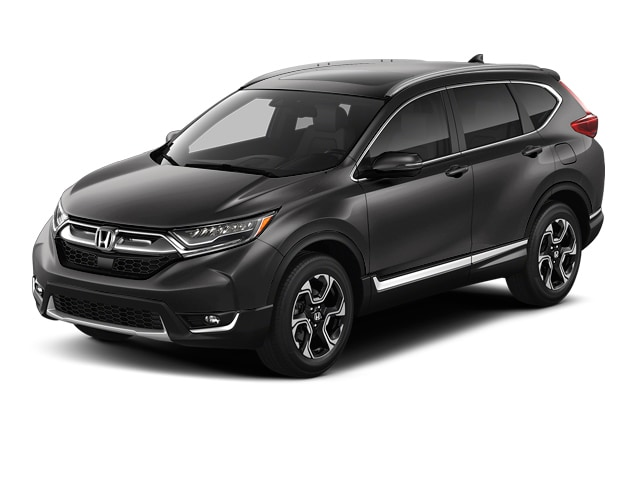 New 2017 Honda CR-V Touring AWD SUV Effingham