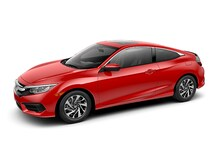 2017 Honda Civic LX-P Coupe