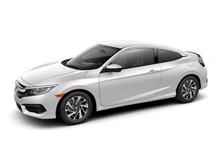 New 2017 Honda Civic LX Coupe Ames, IA