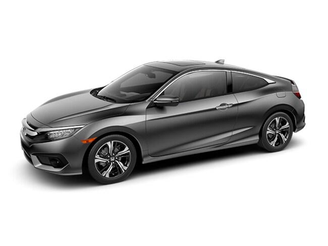 New 2017 Honda Civic Touring Coupe Gardena, CA