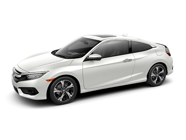 New 2017 Honda Civic Touring Coupe for sale in Akron OH.