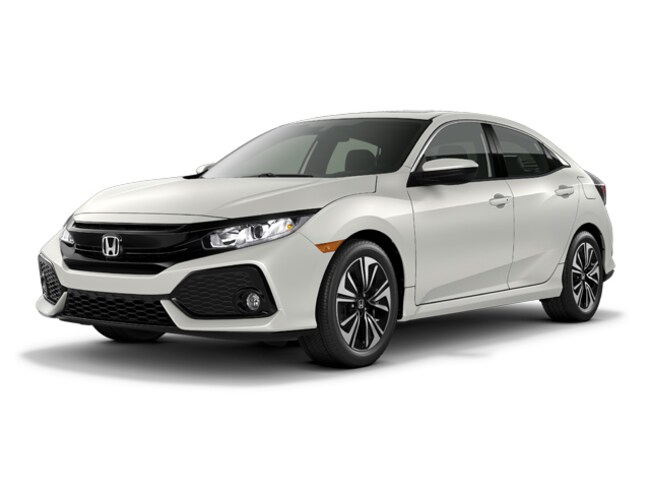 Used 2017 Honda Civic EX Hatchback for sale in Stroudsburg, PA
