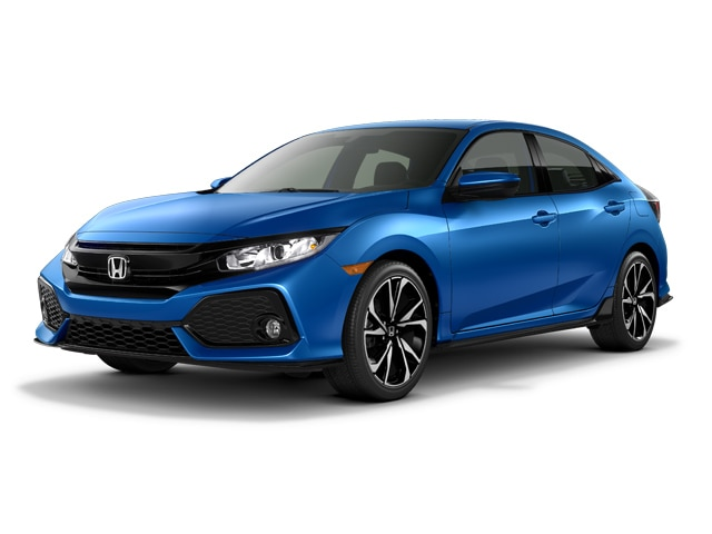 New 2017 Honda Civic Sport Hatchback Buffalo NY