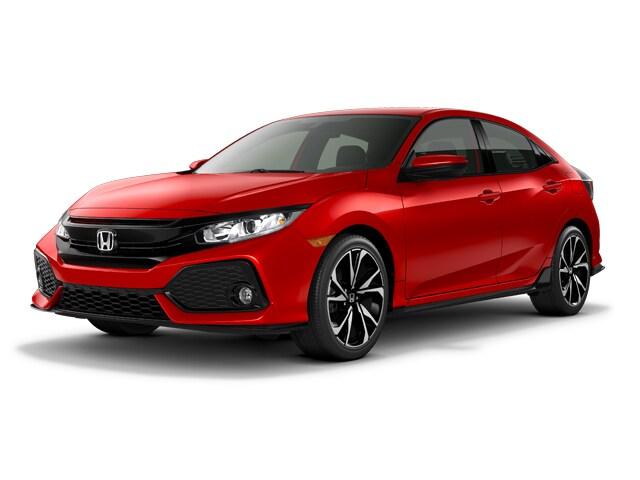 2017 Honda Civic Sport Hatchback