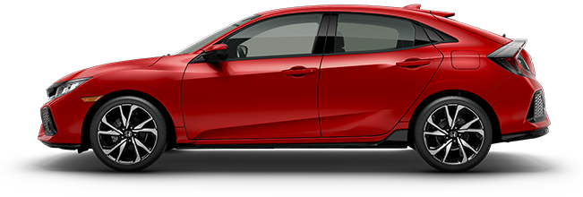 2017 Honda Civic Hatchback Sport (M6)