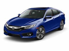 Used 2017 Honda Civic EX-L Sedan for Sale in Springfield, IL, at Honda of Illinois