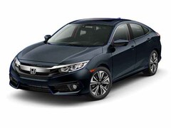 New 2017 Honda Civic EX-T Sedan 19XFC1F39HE208650 for sale in Davis, CA