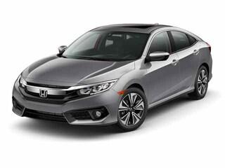 2017 Honda Civic EX-T w/Honda Sensing Sedan