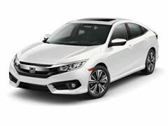 2017 Honda Civic EX-T CVT w/Honda Sensing Car