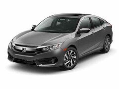 New 2017 Honda Civic EX w/Honda Sensing Sedan 19XFC2F87HE230129 for sale in Davis, CA
