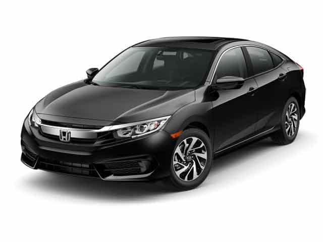 Used 2017 Honda Civic EX Sedan Ontario, CA