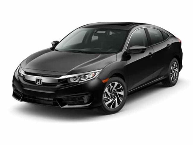 Certified used 2017 honda civic ex w honda sensing for for Honda civic certified pre owned