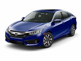 2017 Honda Civic Sedan EX EX CVT
