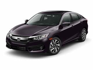 New 2017 Honda Civic EX Sedan For Sale in Medford, OR