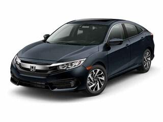 New 2017 Honda Civic EX Sedan Ames, IA