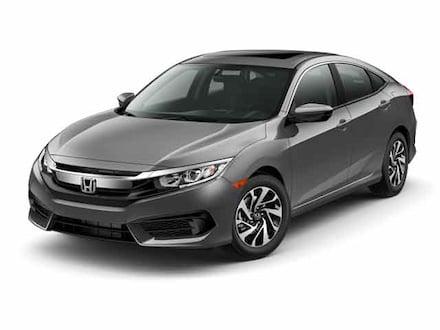 2017 Honda Civic EX Sedan