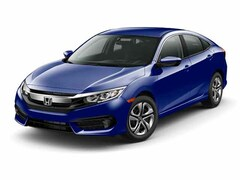 Used 2017 Honda Civic Sedan for sale in Austinburg OH