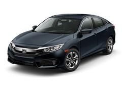 New 2017 Honda Civic LX Sedan for sale in Charlottesville