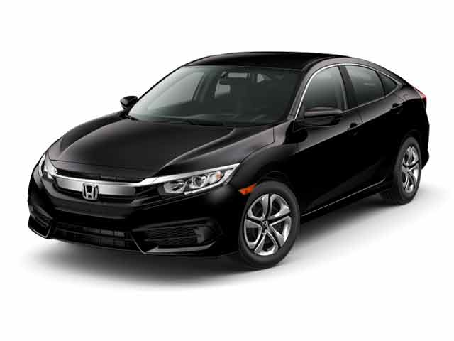 2017 Honda Civic LX CVT Sedan